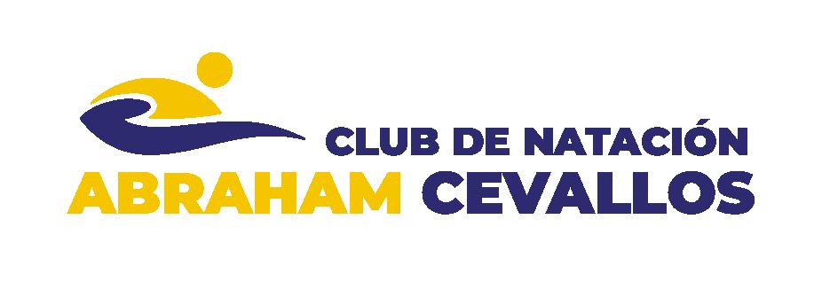 Logo Natacion Abraham Cevallos