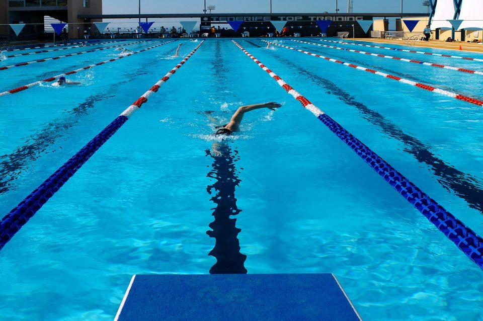 natacion élite