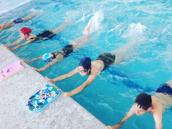 natacion jovenes