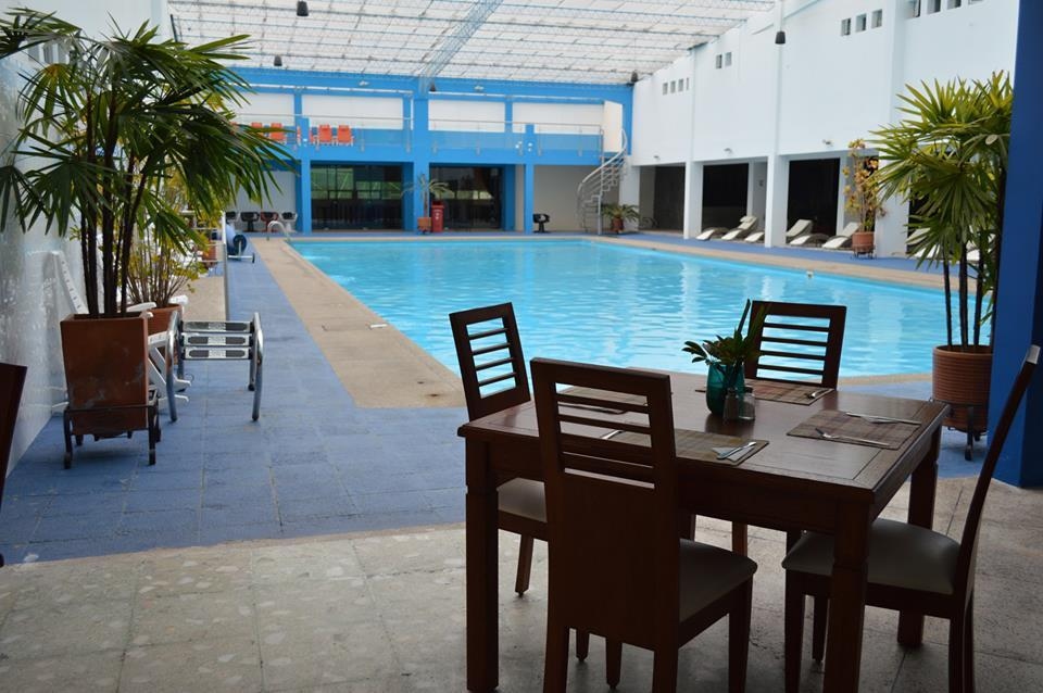ChaupiMundo piscina